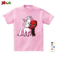 New Kids T Shirt Genuine Children T-shirt Baby Toddler Summer Tops Boys Girls Anime Cartoon Tees  Boys Christmas Shirt стоимость