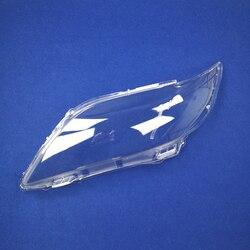 Couvercle de lentille de phare pour Toyota Camry 2006 2007 2008, version européenne et américaine