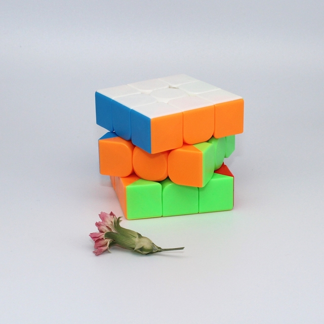 Moyu cubes MOYU meilong 3x3x3 Speed Magic Cube 3x3x3 Puzzle Cubo magico profissional neo cube Educational toys for children 5