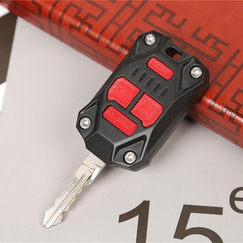 Car Key Shell Cover Case Frame for Jeep Wrangler JK 2008 2017 Compass Patriot 2011 2016 Key Protective Case Car Interior Accesso|Key Shell| |  - title=