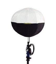2000W 2K Tungsten Balloon Light & free Bulb flood soft warm color film lighting