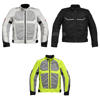 Textile Motorcross jacket motorcycle racing Tornado Four Seasons Jackets Men with 5pcs protector and Removeable Lining