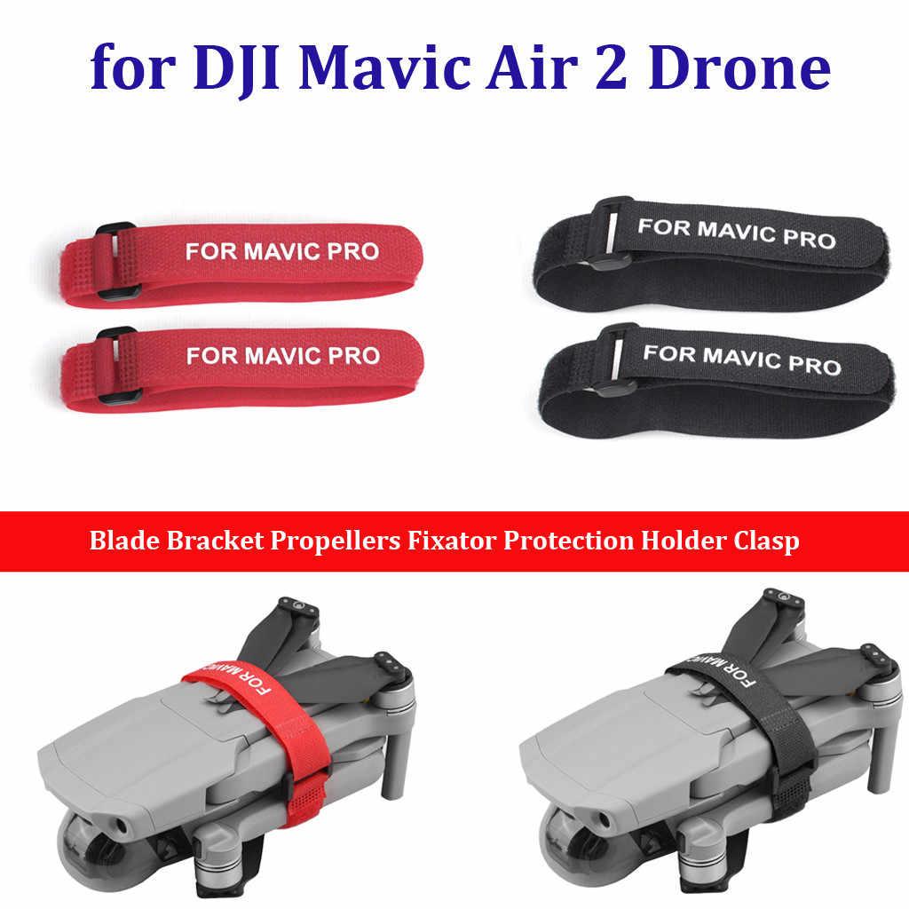 2x Propeller Fixator Blade Bracket Protect Holder Clasp Guard For DJI Mavic AIR2