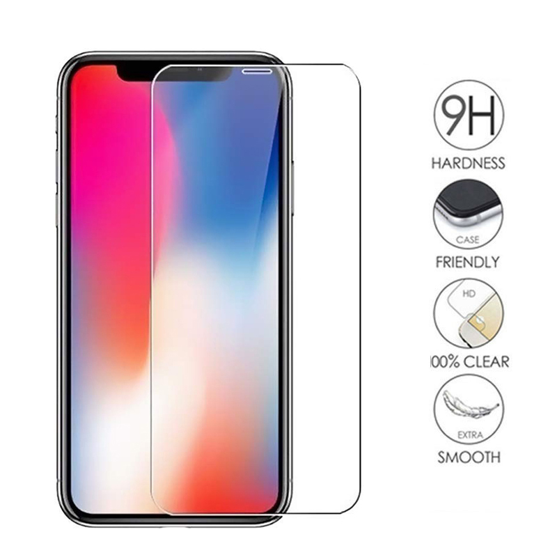 Tempered Glass For Iphone 7 Plus 4 4S 5 5s Se 6 6s Glass Iphone 11 Pro 8 X Screen Protector Protective Glass On Iphone Xr Xs Max