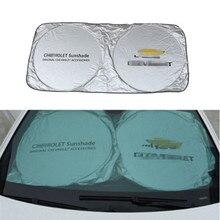 1x Car Sunshade Front Rear For Chevrolet Cruze Aveo Captiva Lacetti Niva Spark Orlando Epica Sail Camaro Corsa Malibu