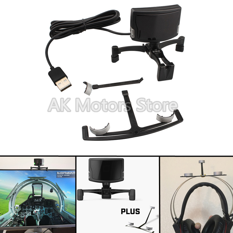 Flight And Racing Game Head Tracking System For Take On Helicopters ETS2 & ATS F1 Flight Simulation Micro Flight For TrackIR5