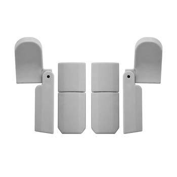 Rozszerzony zestaw do lądowania ulga dla nóg Protector Extensions dla DJI- Mavic MINI 2 akcesoria do dronów tanie i dobre opinie POFAN CN (pochodzenie) T5EE4NB702319 4 2x1 6cm (front feet)