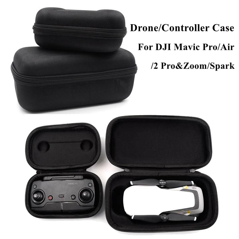 Storage Handbag Protective Carring Case for DJI Mavic Air//Pro//Spark Controller