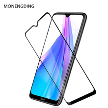 3D Full Glue Protective Tempered Glass For Xiaomi Redmi Note 8T Screen Protector For Redmi Note 8 T Full Cover Safety Glass Film