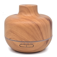 Smart Wifi Aroma Essential Oil Diffuser Air Humidifier Compatible with Alexa and Google Home Amazon Voice Control