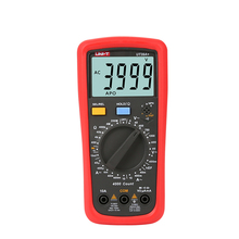 UNI-T UT39A+ Digital Multimeter Auto Range Tester Upgraded from UT39A AC DC V/A Ohm /Temp /Frequency/HFE Test