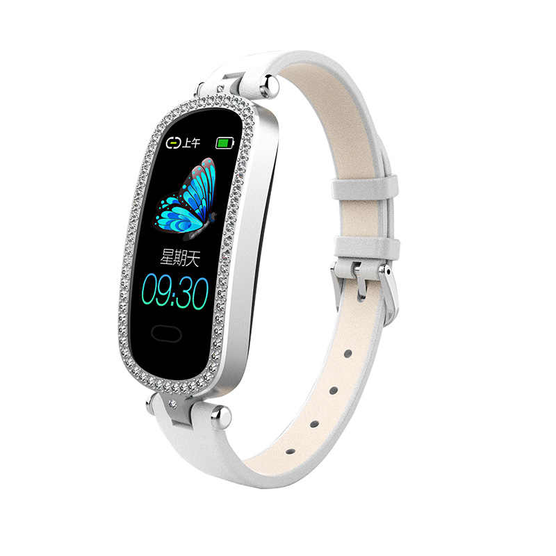 Women Smart Armband Vrouwelijke Smart Watch Sieraden Armband