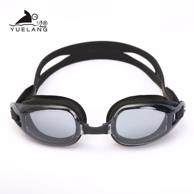Professional Men Swimming Goggles With Earplug And Nose Clip Waterproof Anti-UV Anti-fog Glasses Summer Swimming Diving Children