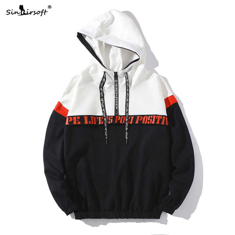 Autumn And Winter Casual Hooded Sweaterhirts Korean Fashion Long sleeved Pullover Hooded Trend Shirt Men 39 s Cotton Wild Hoodie in Hoodies amp Sweatshirts from Men 39 s Clothing