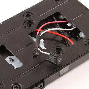 Image 5 - V mount v lock d tap BP Batterie Platte adaptador für Sony DSLR DV Video