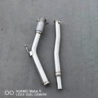 TUBOS PARA MK6 SEM CARNE EA888 MOTOR tsi