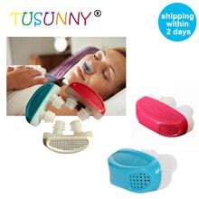цена на TUSUNNY 1PC PM2.5  Snoring Device Apnea Ventilation Nose Breathing Apparatus Nasal Congestion Clean Air purifier