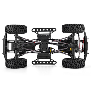 Image 5 - RGT Rc Crawler 1:10 Scale 4wd RC Rock Cruiser EX86100 313mm Wheelbase Crawler Off Road Monster Truck RTR 4x4 Waterproof RC Car