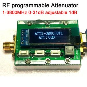 Image 1 - 1 ميغاهيرتز 3800 ميغاهيرتز الرقمية للبرمجة RF المخفف التحكم 0 31dB قابل للتعديل خطوة 1dB الكمبيوتر يمكن السيطرة عليها