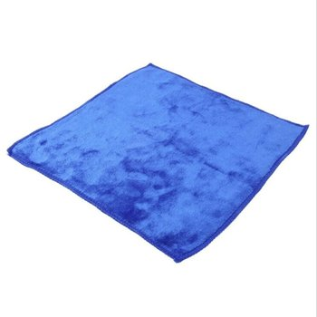 New Winter Car Deicing Small Towel Defrost Towel Decontamination Car Wash Towel Car Cleaning Towel 30*30Cm image