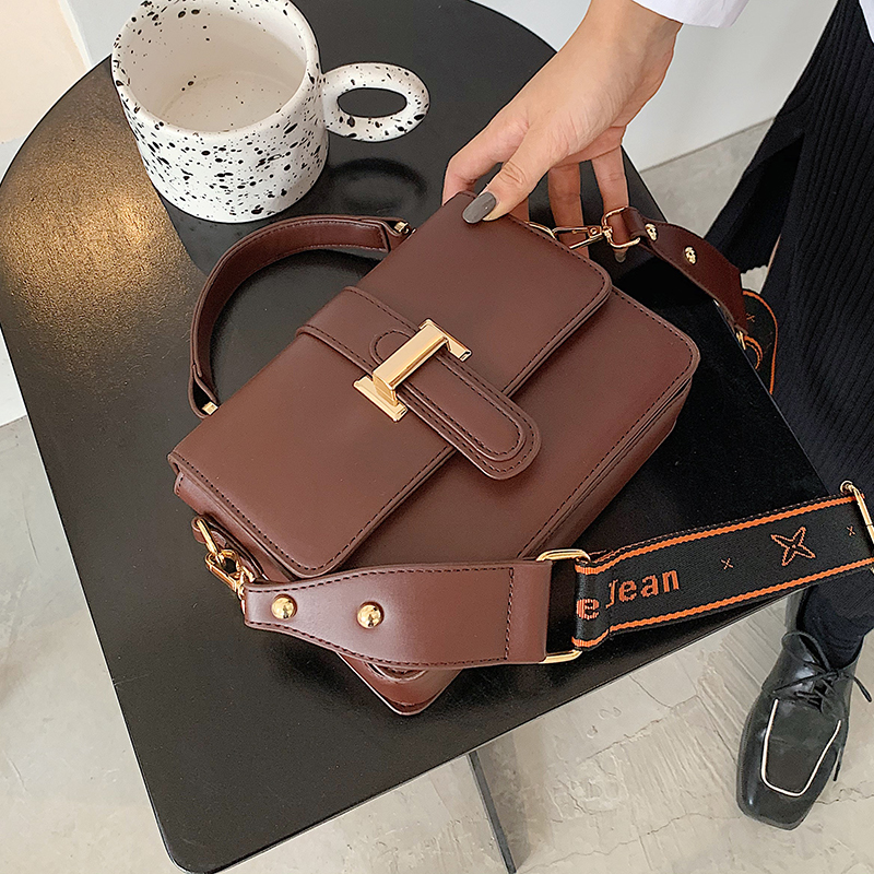 с доставкой PU Leather Crossbody Bags for Women 2020 Women's Trending Branded Shoulder Handbags and Purses Lux Hand Bag Totes