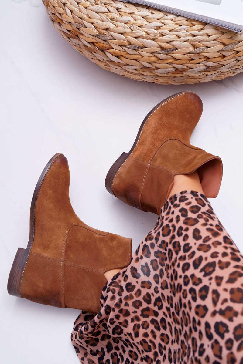 JODIMITTY bayan botları sonbahar kış moda düz çizmeler bayanlar ayakkabı kadın deri seksi yarım çizmeler kadınlar için fermuar Botas Mujer