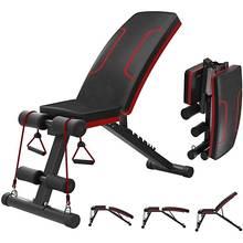 Haushalt Fitness Workout Gym Übung Training Ausrüstung Indoor Fitness Einstellbar Fitness Hocker Hantel Bank Sitzen Bis Hocker