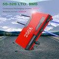 LTO BMS 5S-32S BMS 250A с балансовой быстрой зарядкой для аккумуляторов LTO 2.3V2.4V  подключенных в 5-32 серий солнечной энергии e-car
