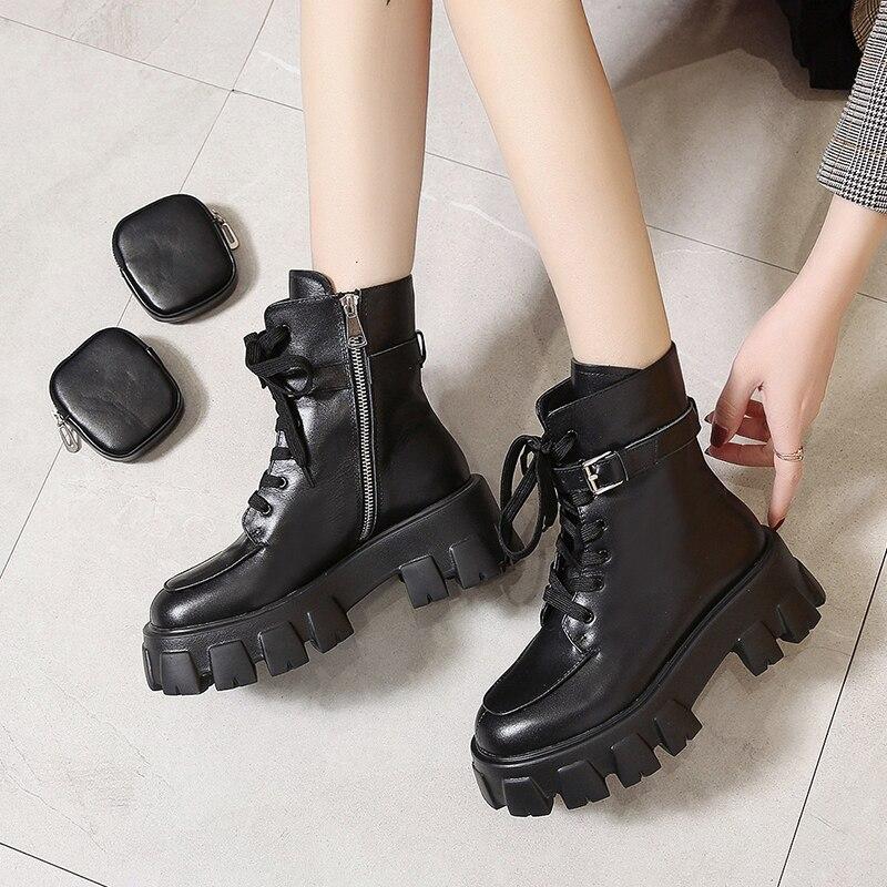 preto militar sapatos mulher meia botas mujer