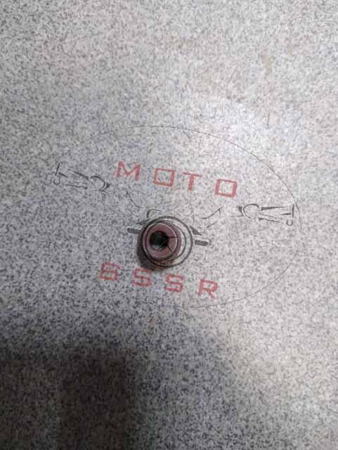 Маслосъемные колпачки 50-150cc (ком.2шт); 139QMB-157QMJ, 139FMB-152FMI