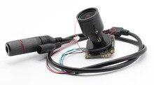 цена на HD 2MP 4MP 5MP 307 CCTV POE Camera Module Waterproof Network Security IPC board CMOS H.265 ONVIF with POE Waterproof cable lens