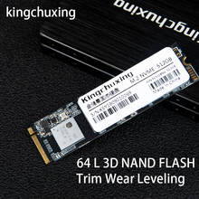 Kingchuxing M.2 SSD NVME M2 PCIe 1T 512GB 256GB 128GB Internal Solid State Drive Hard Disk HDD for Laptop Notebook
