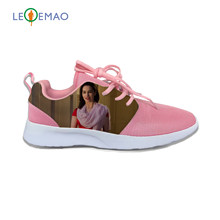 Light Running Shoes Breathable Sneakers Hot Summer Handiness Breathable Romantic Love Movie For Me Before You(China)