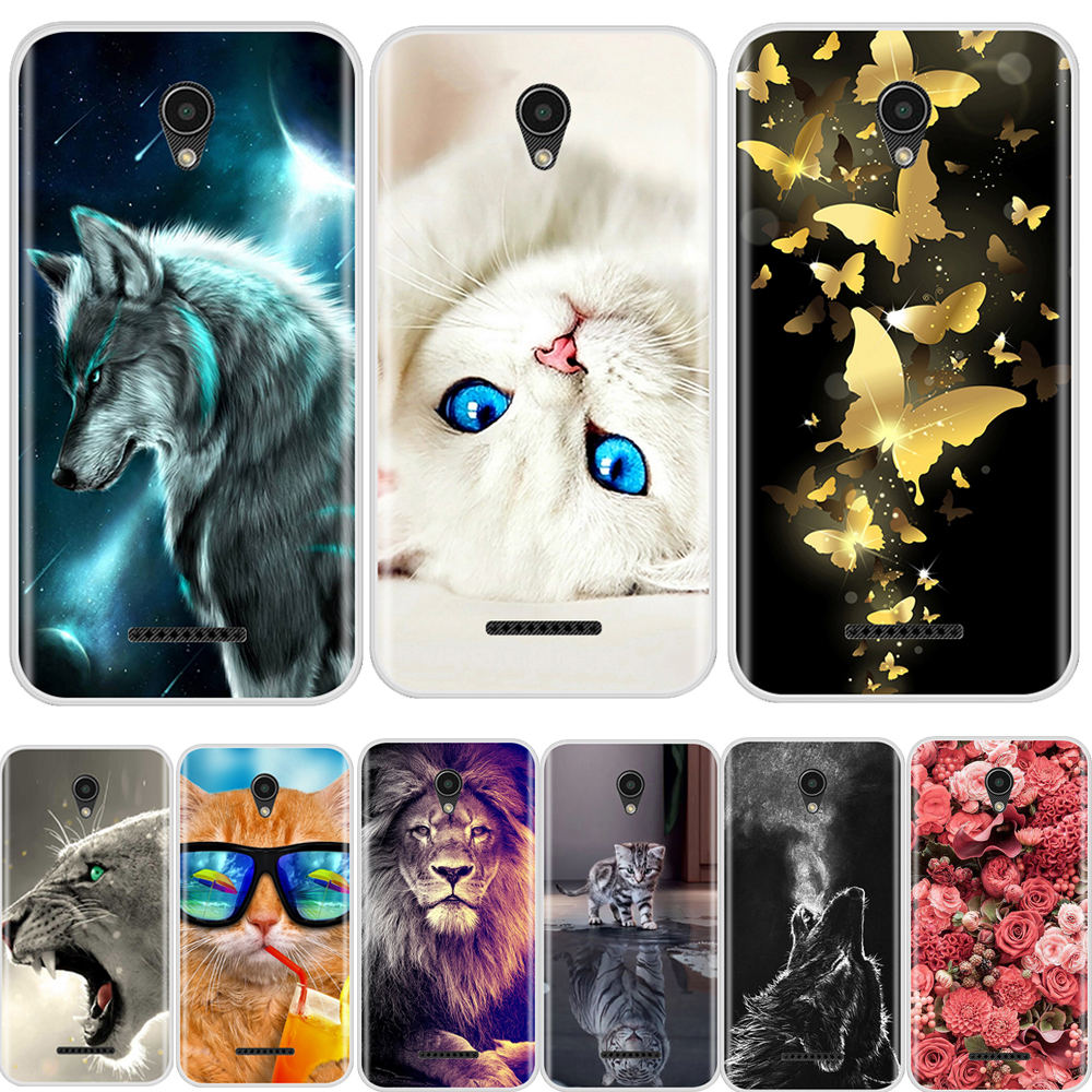 <font><b>Case</b></font> <font><b>For</b></font> <font><b>Lenovo</b></font> <font><b>A1010a20</b></font> A2016a40 Soft Silicone TPU Fashion Pattern Painting Back Cover <font><b>Case</b></font> <font><b>For</b></font> <font><b>Lenovo</b></font> A1010 A Plus image