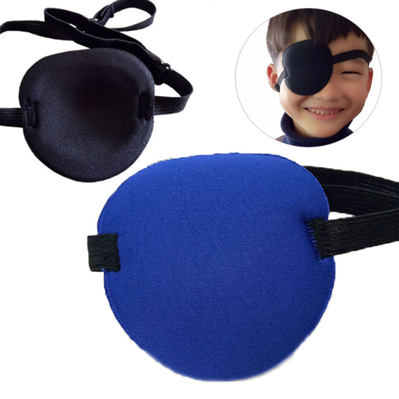 Correct Astigmatism Myopia Amblyopia Eyed Child Models Single Eye Cover Single Training Goggles Sleeping Eye Mask Eye Massage