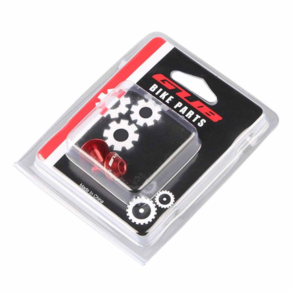 GUB G-510 Small Size Aluminum AlloyWater Bottle Cage Ultra Light Socket Screws Aluminum Alloy Bolt Cup Head Screws