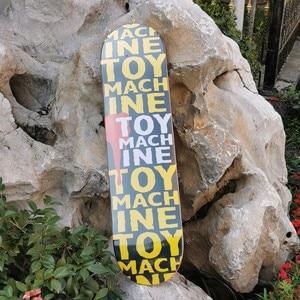 Original girl toy machine skateboard decks full Canadian maple epoxy glue plies are deyed colors professional level