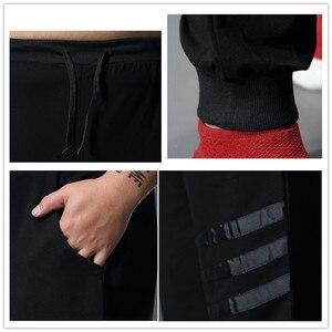 Image 4 - Homme survêtement pantalon Sweat Joggers ample élastique Stretch grande taille grand 6XL 7XL Broek Mannen pantalons de survêtement sport Hombre vêtements pour hommes