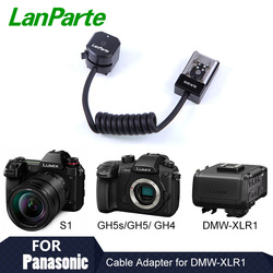 Lanparte Audio Adapter Cable  for DMW-XLR1 Mic Adapter for Panasonic S1/ GH5s / GH5 of DSLR Camera Accessories