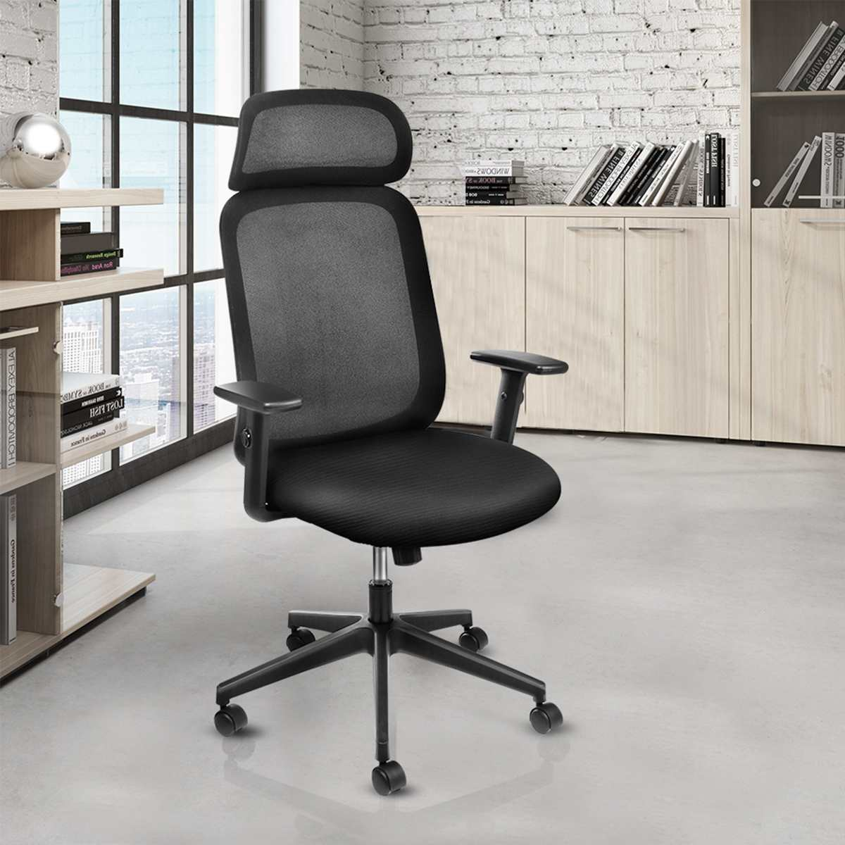 Ergonomic Computer Chair Home Computer Chair Conference Office Staff Chair Modern Student Dormitory Swivel Chair