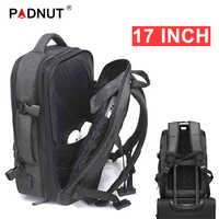 17 Laptop Backpack Anti theft Women Men Male Large Bagpack Travel Waterproof USB Charger 15.6 Notebook Back Pack Bag Mochila Man
