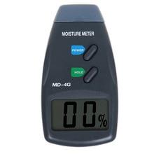 цена на Wood Moisture Meter  Large Screen Liquid Crystal Display Digital  0-99.9% Wood Humidity Tester Timber Damp Detector