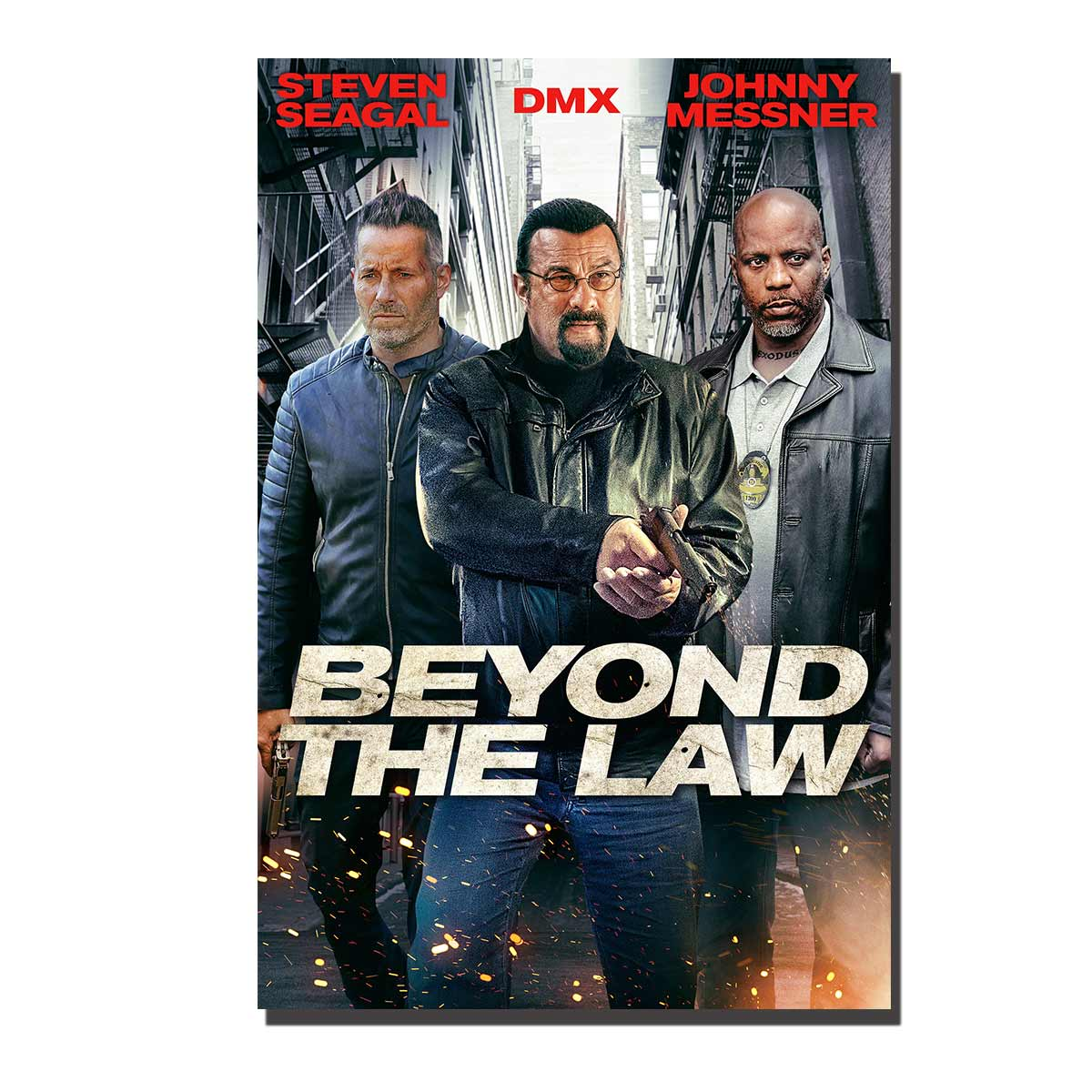 C302 Beyond the Law Movie 2019 Poster Wall Pictures 24x36 12x18 27x40 Print Canvas Gift Decoration image