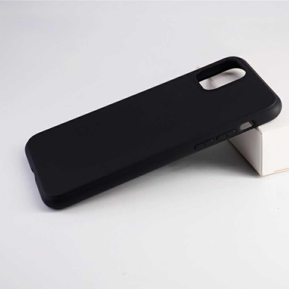 DK Su Misura Personalizzati Rendere la vostra Foto immagini Del Telefono Nero Sotf Caso Della Copertura di TPU per il iphone 11Pro MAX 6 6s 7 8 più di 5 X XS XR XSMax