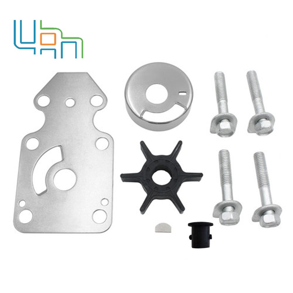 Water Pump Impeller Kit for Yamaha 9.9 and 15 hp 682-W0078-A1-00 18-3148 US