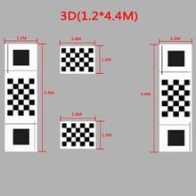 Calibration Cloth Bird-View-System Surround Smartour 3d 360-Degree for Debugging Special