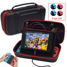 New Switch PU Travel Bag Hard Shell Case for Nintendoswitch Console and Nintend Switch Joy Con Controller Protective(China)