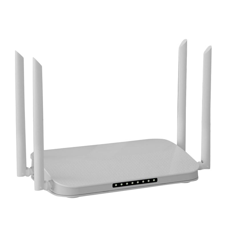 Wifi6-roteador wi-fi, sem fio, 4 núcleos, 1800mbps,