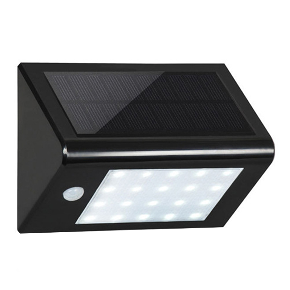 Garage Solar Panel Powered Pathway Wall Light Outdoor Waterproof Split Basement Motion Sensor Garden Shed Wireless Porch|Solar Lamps| |  - title=