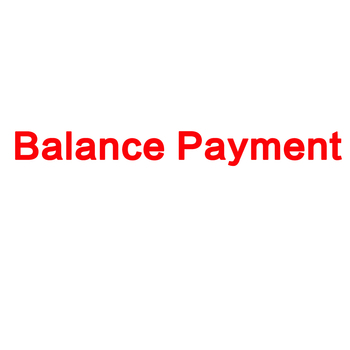 balance payment for extra shipping fee remote fee
